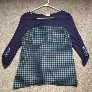 Light dress shirt